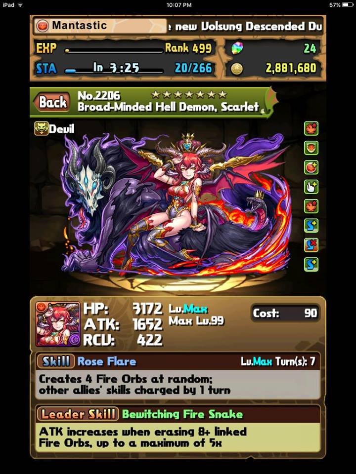 Best Farmable Monsters To Obtain And Why Mantastic Puzzle And Dragons