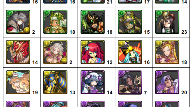 Player's Choice Godfest Results 11/29-12/01
