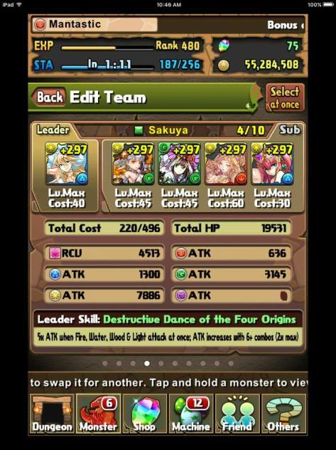 Sakuya Team