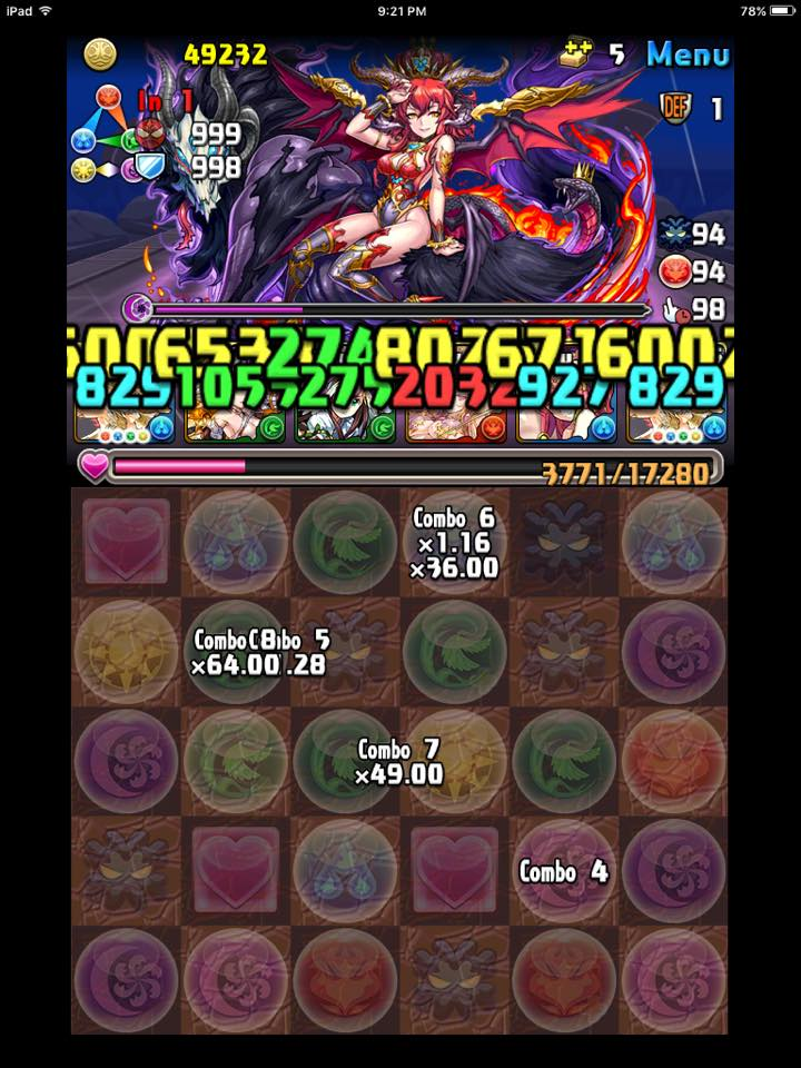 Scarlet Cleared and Super Gabriel Announced (5/6)