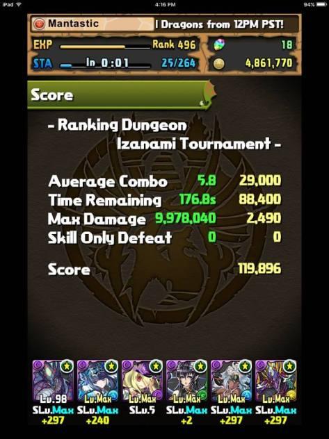 High Score Rank2