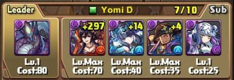 Yomi D 3