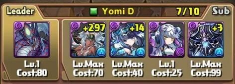Yomi D 5