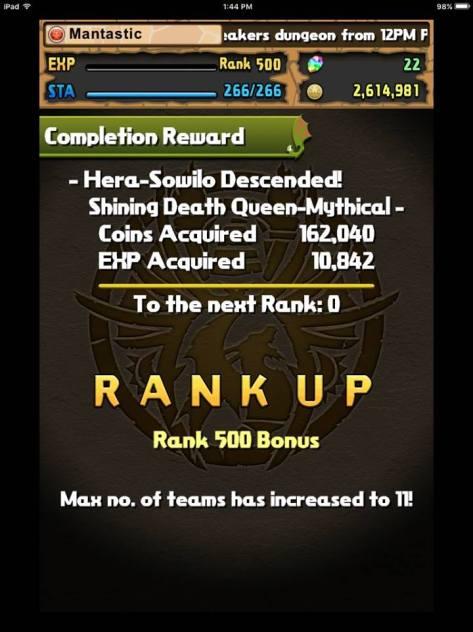 Rank 500