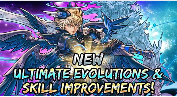 UUevo Archangel Lucifer and 8.6 Monster Buffs