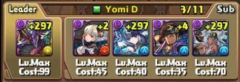 Yomi D team