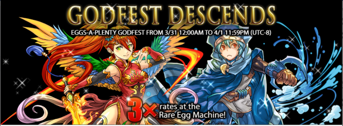 March 31st & April 1st Godfest Breakdown and Analysis