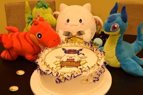 PAD cake