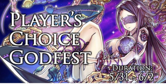 Player's Choice Godfest June 2016: Review and Analysis