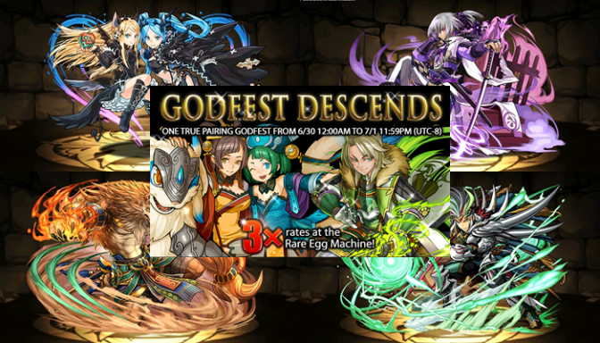 One True Pairing Godfest: 3 Kingdoms, Egyptian 2, Samurai, & Norse Review and Analysis