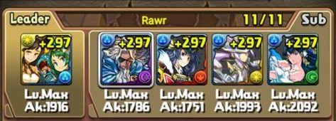 Water DQ team