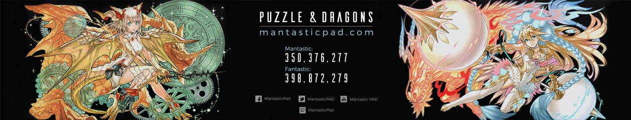 Mantastic Puzzle and Dragons