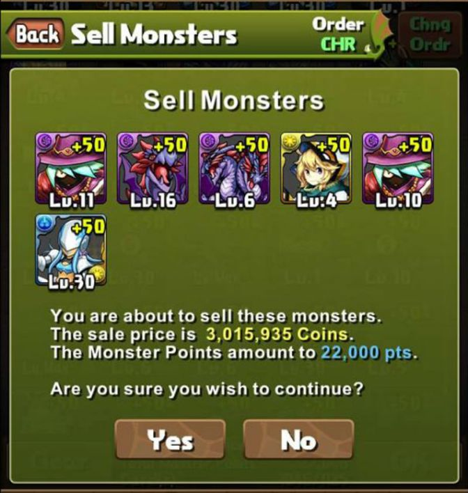 Duplicate Monsters: To Keep or not to Keep. That is the Question