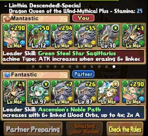 Lintha team