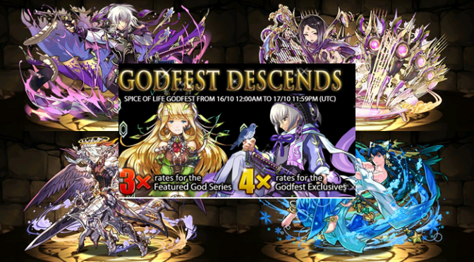 Spice of Life Godfest: Eygptian 1, Mechanical 1, Arch Demons, and Sengoku Review and Analysis