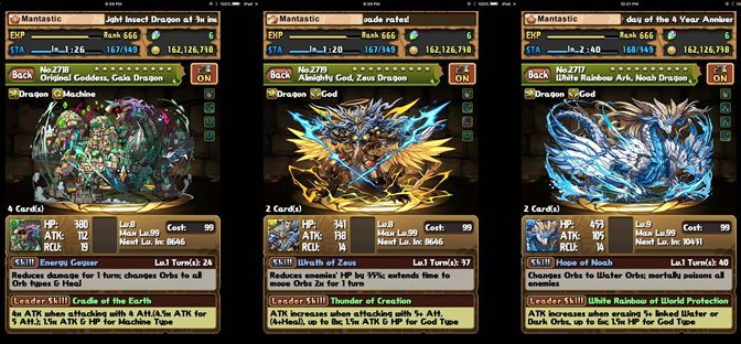 One Shot Challenge 4 Guide and How to deal with Gaia, Zeus, or Noah Dragon