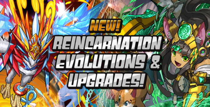 [Review] January 18 Content Update – New Evolutions & Snow Globe Noir Buff