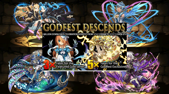 11 Million Downloads Celebration Godfest Review and Analysis