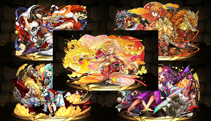 New Year REM Review and Analysis   Mantastic Puzzle and Dragons