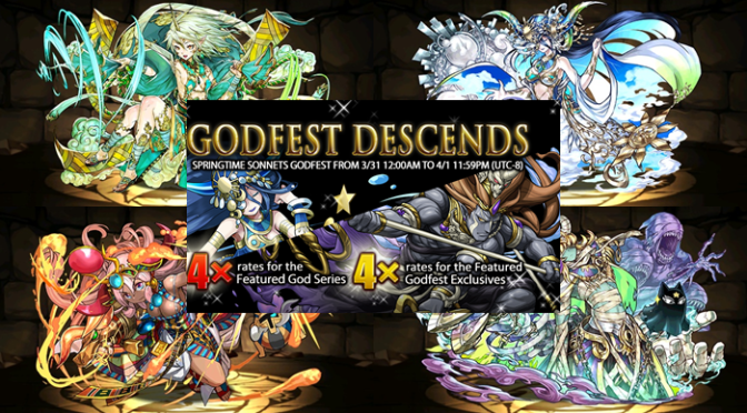 Springtime Sonnets Godfest Review and Analysis with Updated GFE Tier List