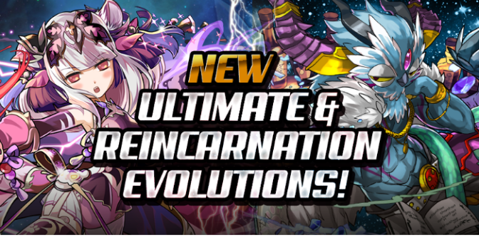 New Content Update – Evolutions & Buffs Overview