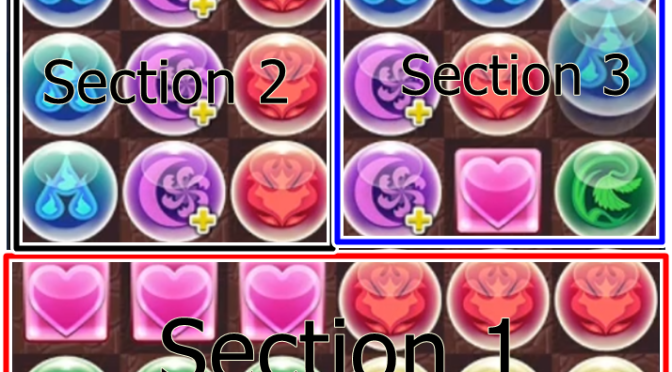 Combos And Spatial Planning Guide Mantastic Puzzle And Dragons