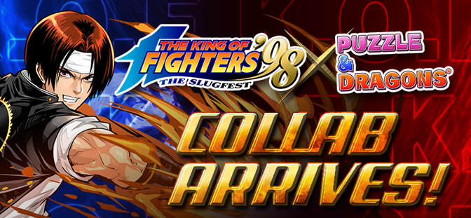 King of Fighters Collab is Coming to NA/EU