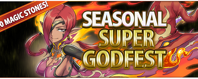 10-Stone Seasonal Godfest Review – December 2018