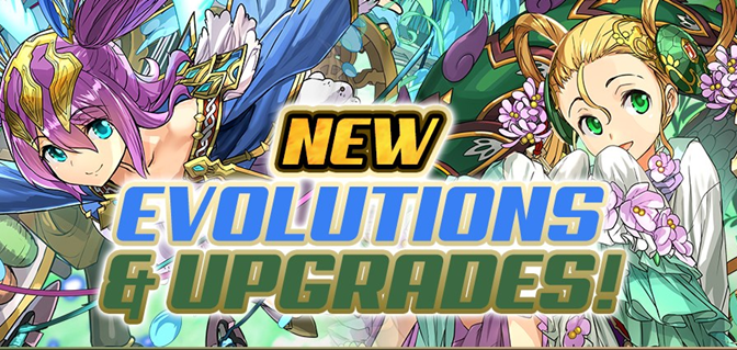 July 29 New Evolutions & Buffs