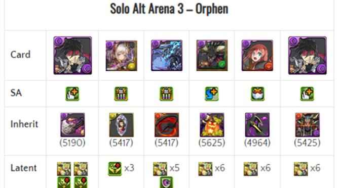 Orphen Versus Alt. Arena 3