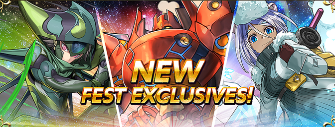 New 7* Fest Exclusives + Spring Forward Medal – Jiraiya, Grandis, & Yuri