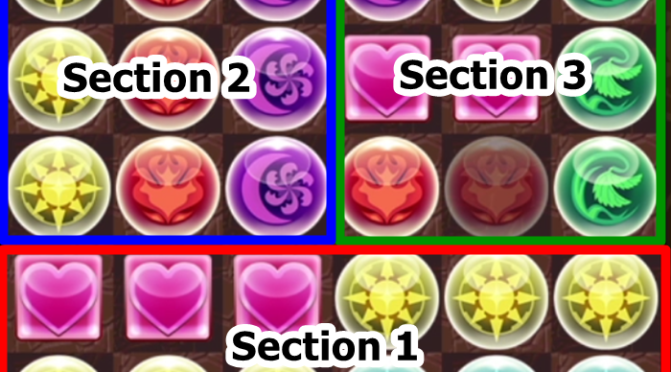 Puzzle and Dragons Combo Guide – Brute Force 6×5