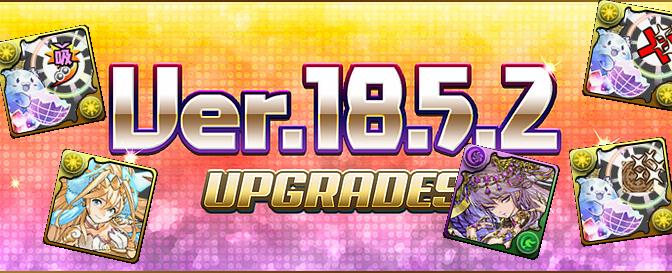 Version 18.5.2 Update – Paimon, DKali, Ameno Buffs, New Latent Skills, & More