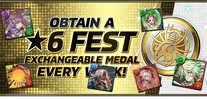 Choosing your Free Weekly 6-star Godfest Exclusive
