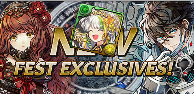 New GFE + Exchange Medal + 10 Magic Stone Super Godfest – April 2021