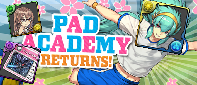 PAD Academy Overview & Who to Monster Exchange for – July 5th, 2021